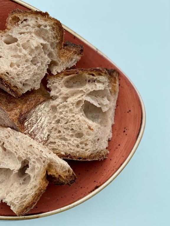 Pan da moa O Sendeiro